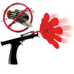 Pistola Mata Moscas - 4,16 €